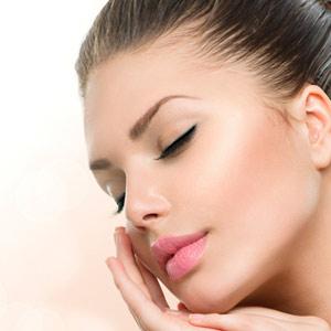 Salong med hudvård och massage
